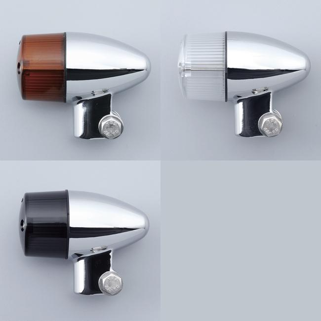 新款鋁合金鑄造方向燈 砲彈型式