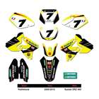 【EnjoyMFG】FACTORY SUZUKI YOSHIMURA Team Decal貼紙套件+椅套