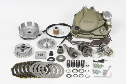 特殊離合器標準型套件(棕)