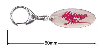 【POSH】Highway Star 鑰匙圈 - 「Webike-摩托百貨」