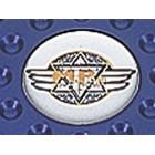 【POSH】M-POSH圓型徽章