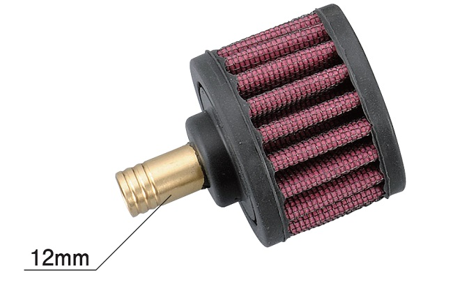 小型高效能空氣濾芯 (曲軸箱通風專用)