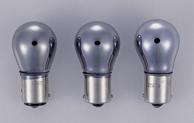 S25(Nath)型鍍鉻橘色燈泡