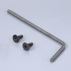 【POSH】維修用燈殼螺絲 (2個/組) 與六角板手組