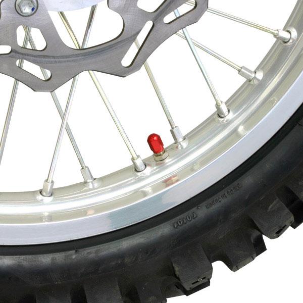 【DRC】鋁合金氣嘴蓋 - 「Webike-摩托百貨」