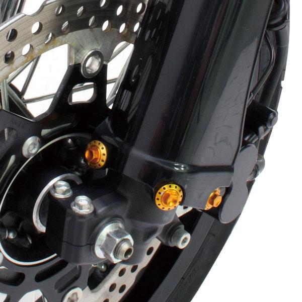 【DRC】Φ18 M6 鋁合金墊片 TYPE 11 - 「Webike-摩托百貨」