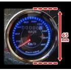 KEIO PARTS Mechanical LEDBlueSpeedometer