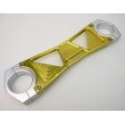 【MINIMOTO】鋁合金切削加工前叉穩定器(手銬)