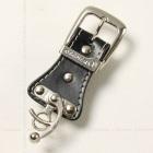 【DEGNER】皮革製馬鞍包金屬扣具