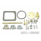 【GUTS CHROME】S&S L (MGL)化油器用 大修包套件
