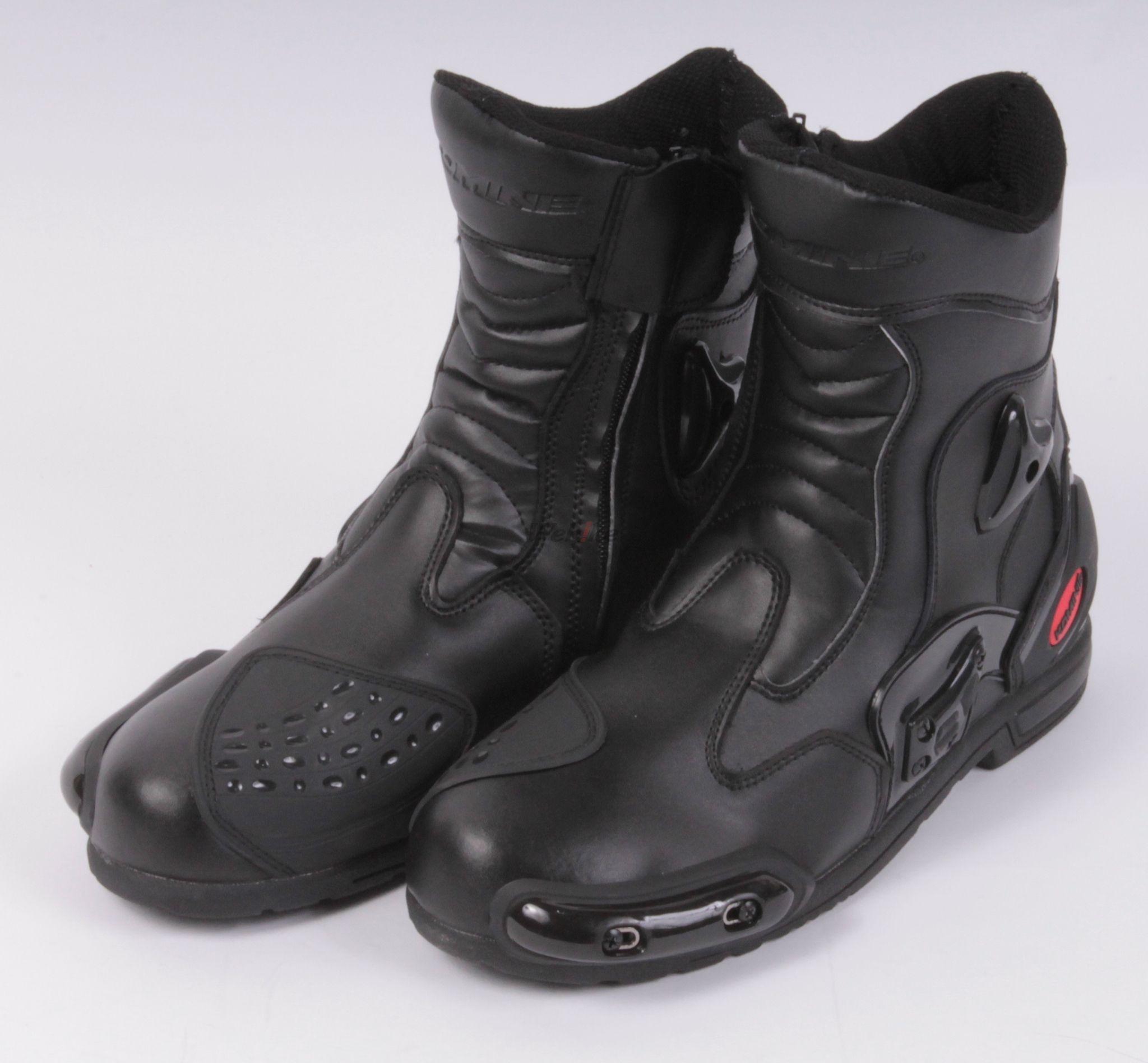 【KOMINE】BK-067 防護運動型短版騎士鞋 - 「Webike-摩托百貨」