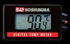 ヨシムラ/デジタルシングルテンプメーター 2.3mコード