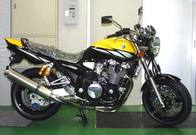 【RC甲子園】Hit Man 機械彎曲全鈦合金全段排氣管 - 「Webike-摩托百貨」