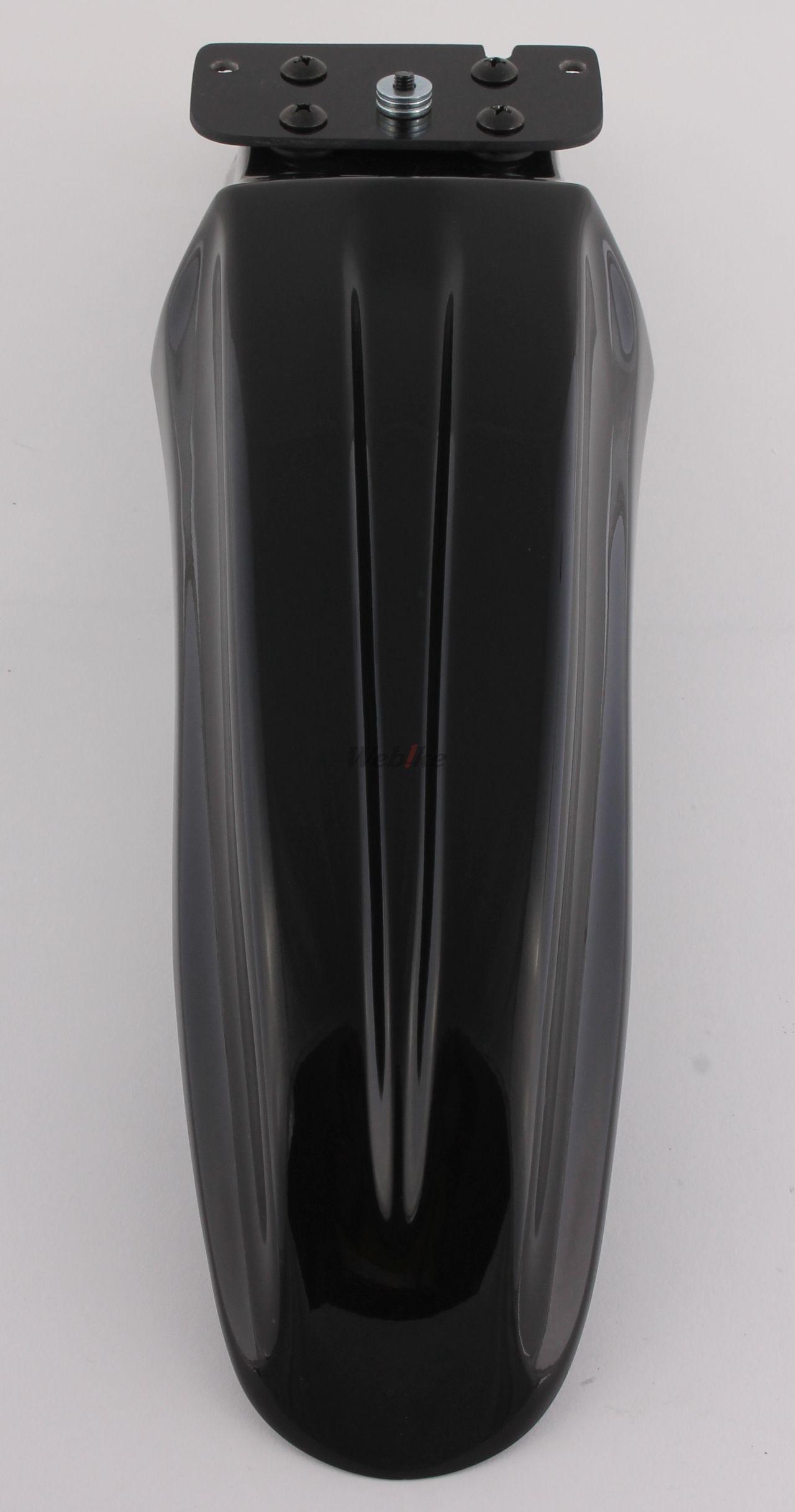 【OSCAR】Up Type 前土除 (黒色塑膠) - 「Webike-摩托百貨」