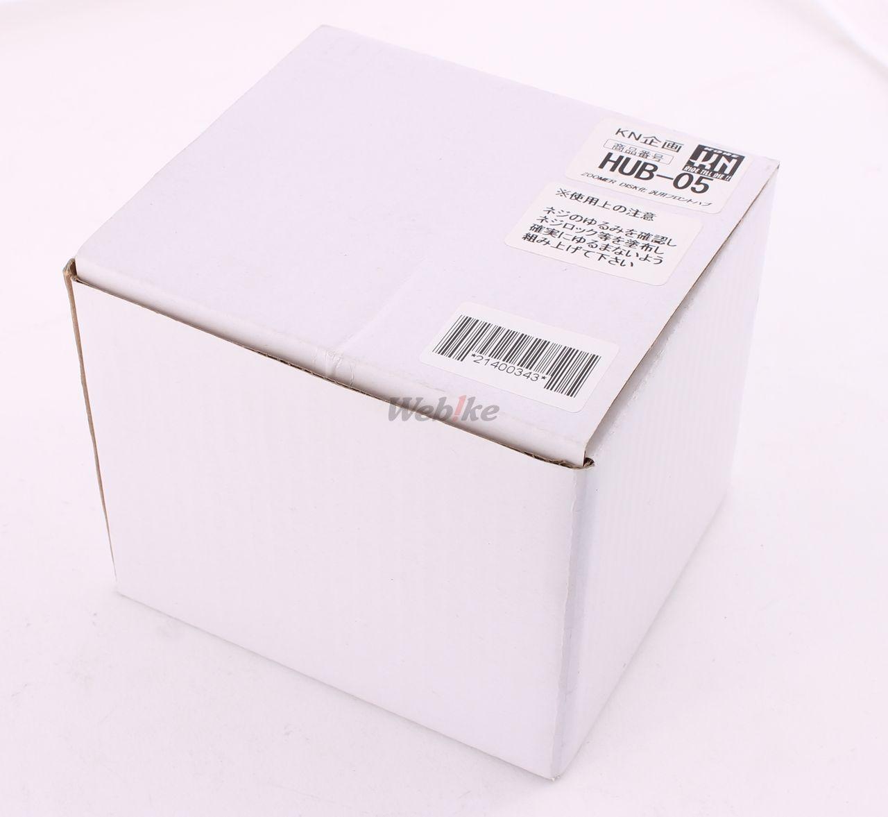【KN企劃】改裝碟煞專用前輪轂 - 「Webike-摩托百貨」