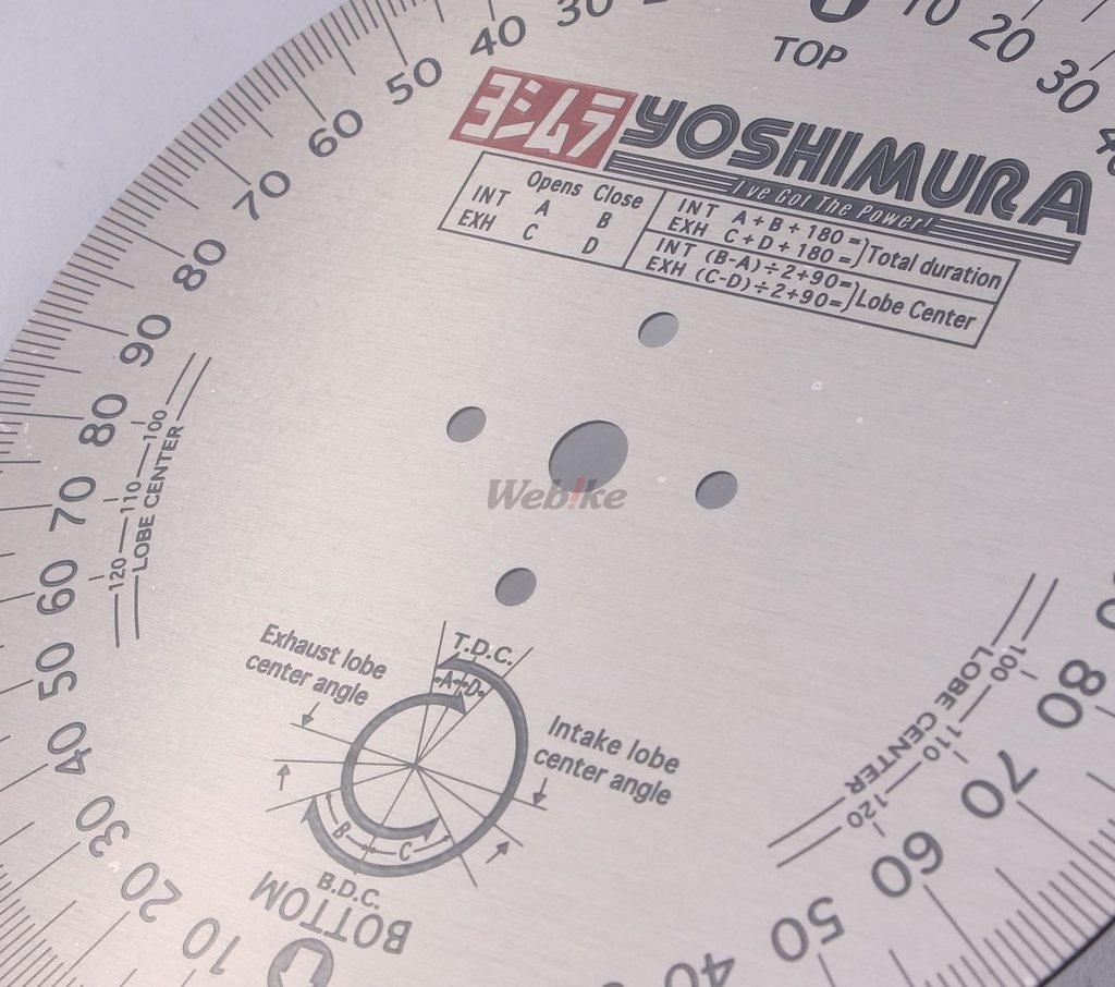 【YOSHIMURA】Timing wheel - 「Webike-摩托百貨」