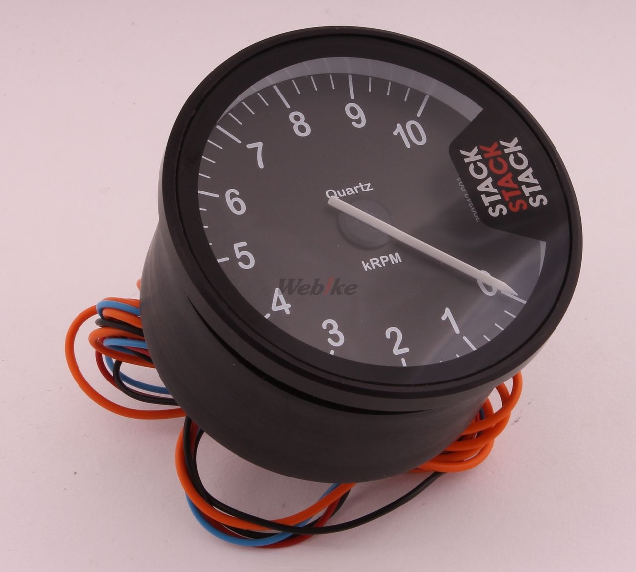 Rotating Speed Monitor : Stack st clubman tachometer display rotation speed
