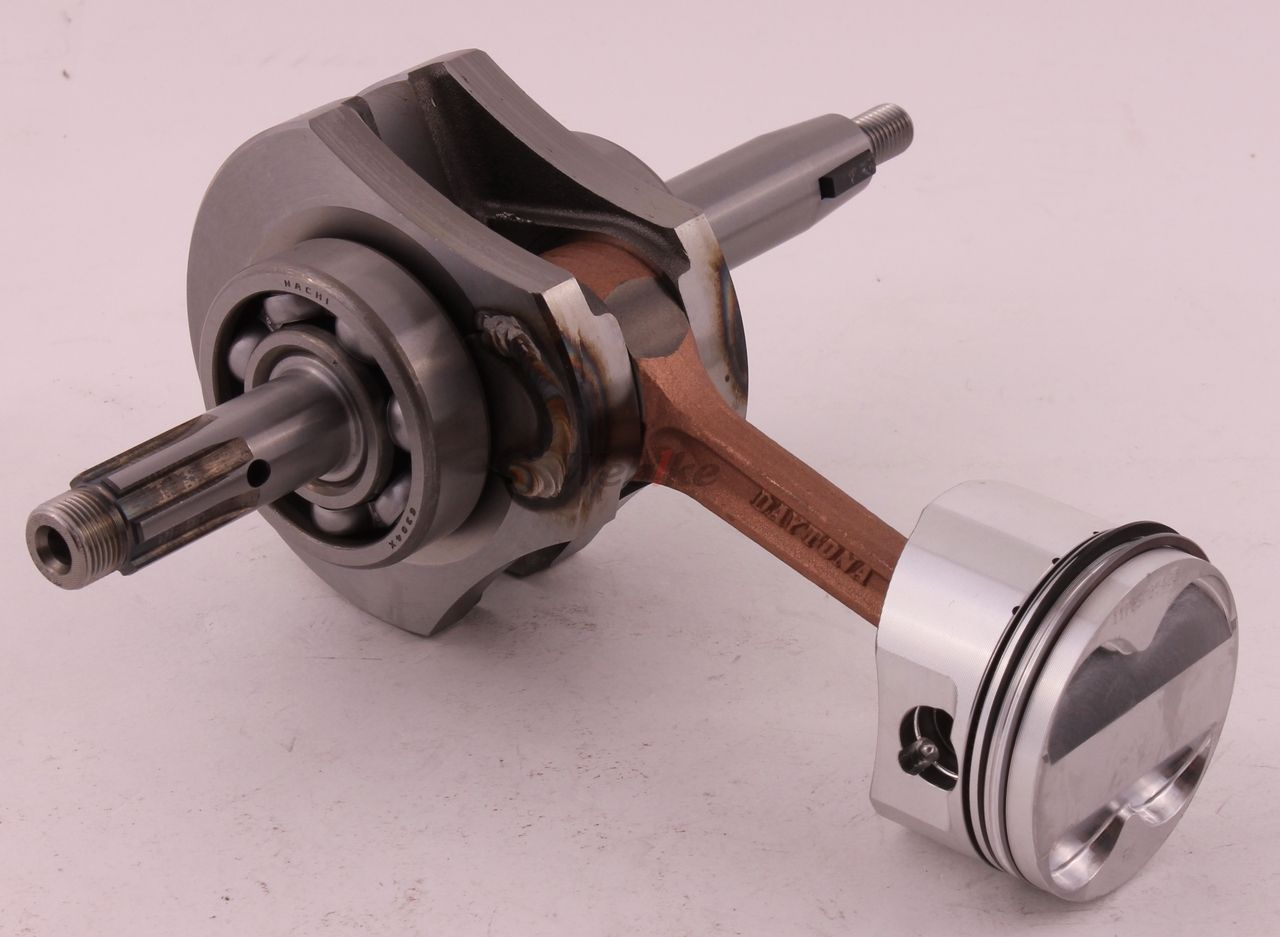 【DAYTONA】Finger Flower  DOHC 缸徑行程加大套件 - 「Webike-摩托百貨」