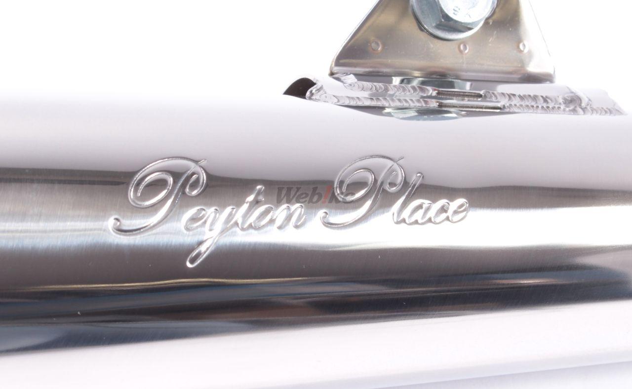 【Peyton Place】Conti 不銹鋼排氣管尾段 - 「Webike-摩托百貨」
