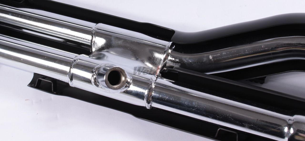 【VANCE&HINES】TWIN SLASH STAGGERED  全段排氣管 - 「Webike-摩托百貨」