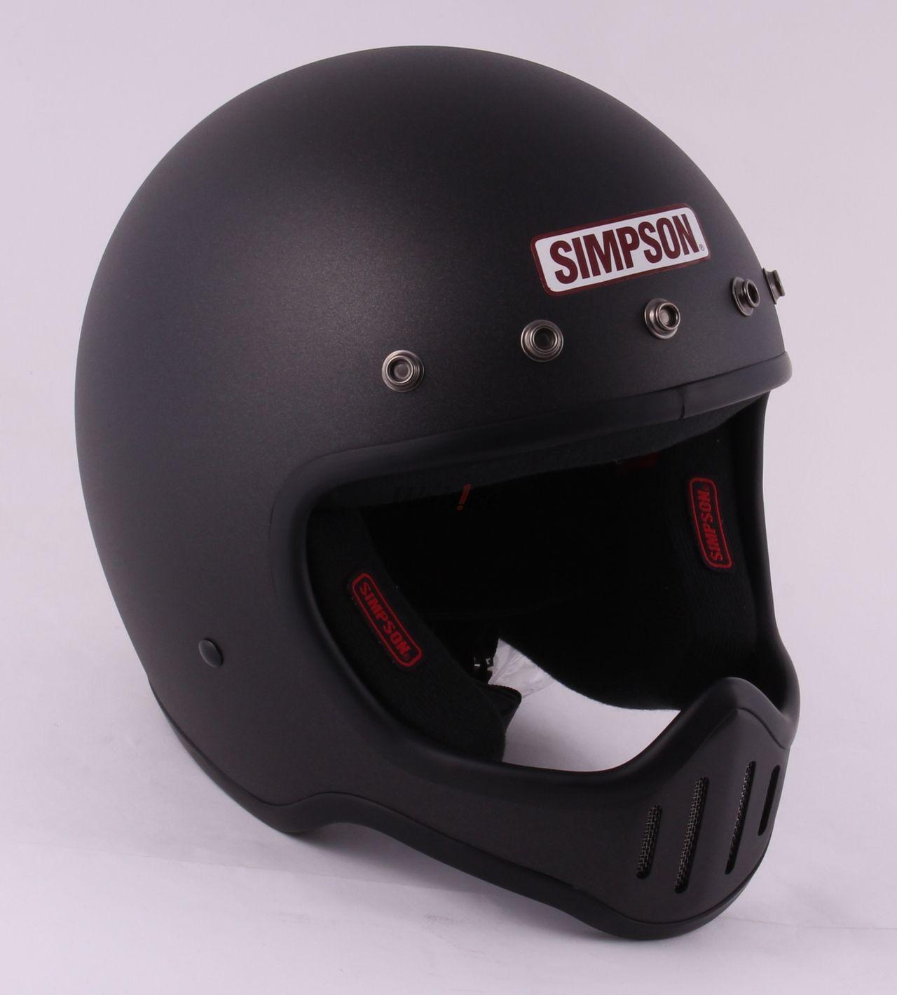【SIMPSON NORIX】M50(MODEL50) 安全帽 - 「Webike-摩托百貨」