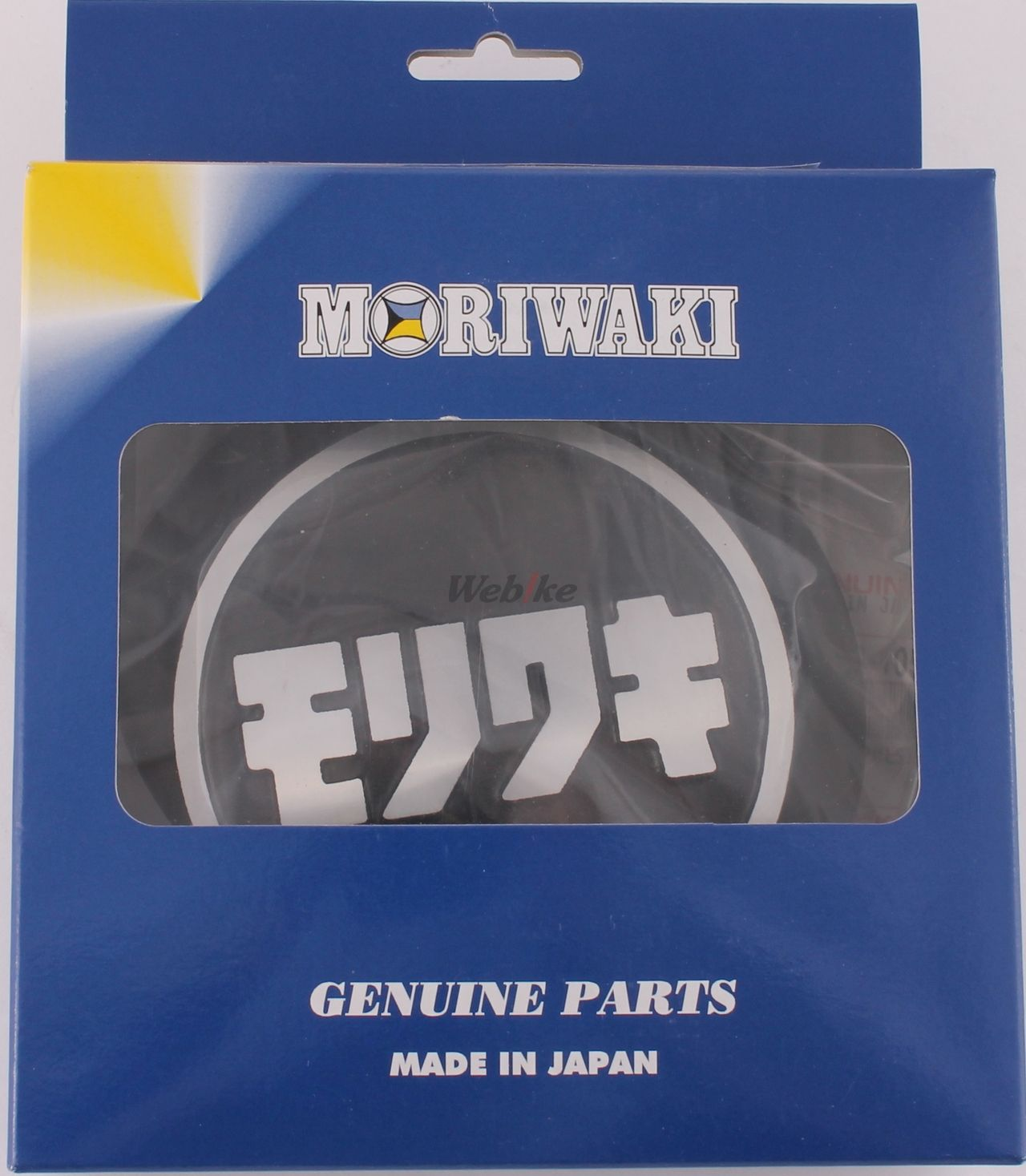 【MORIWAKI】MORIWAKI 電盤外蓋 - 「Webike-摩托百貨」