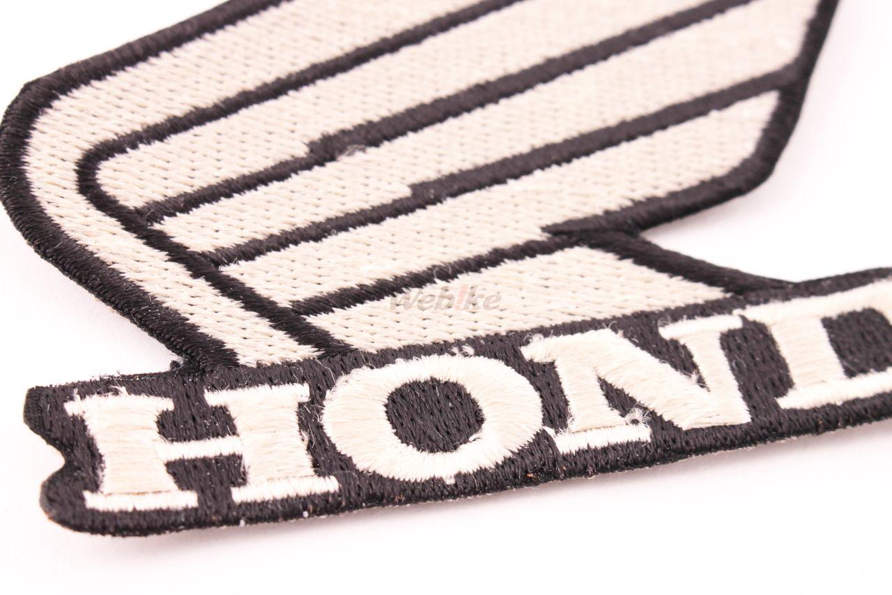 【HONDA】Wing刺繍徽章 - 「Webike-摩托百貨」