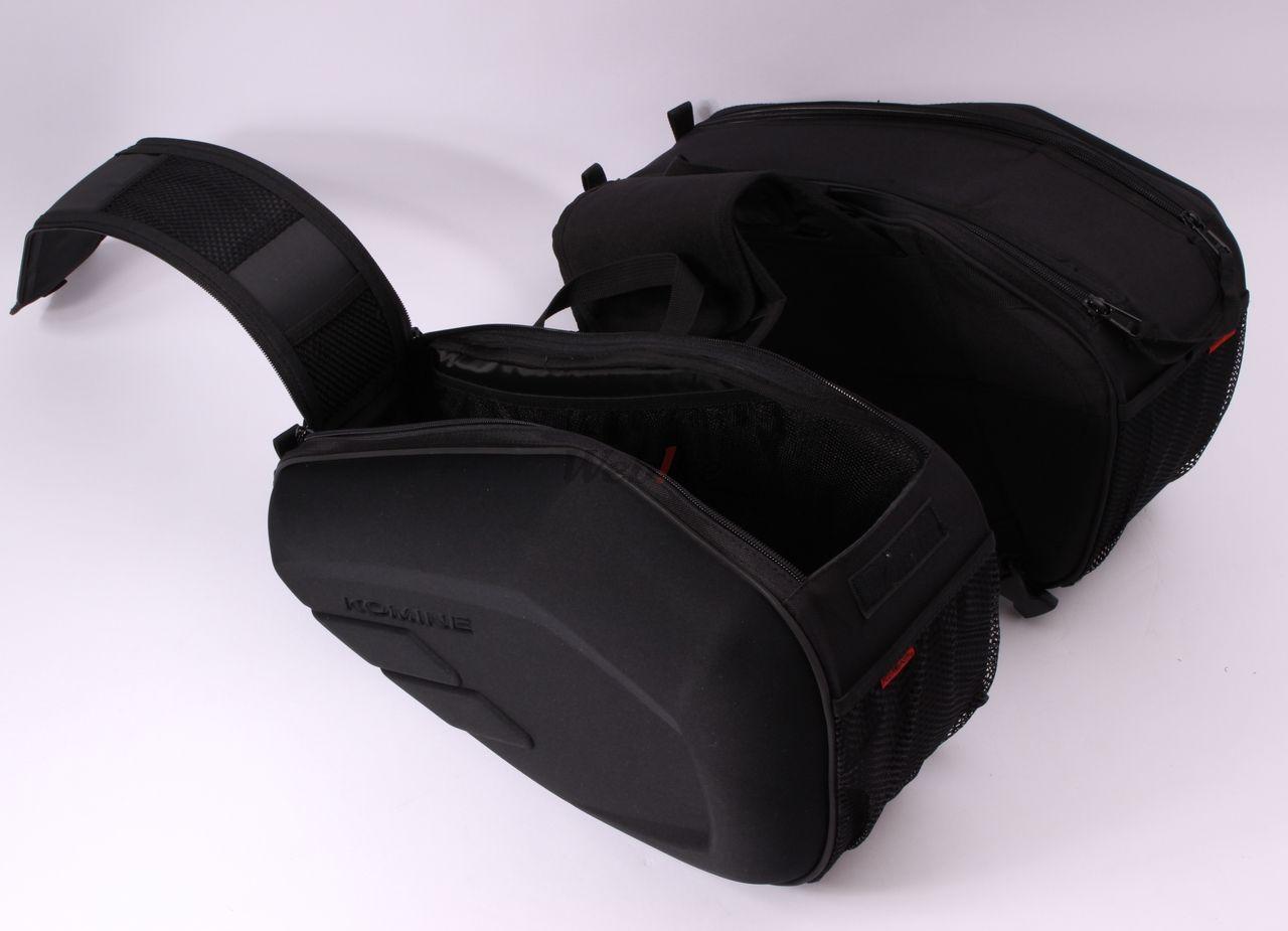 【KOMINE】SA-213 硬式馬鞍袋 - 「Webike-摩托百貨」