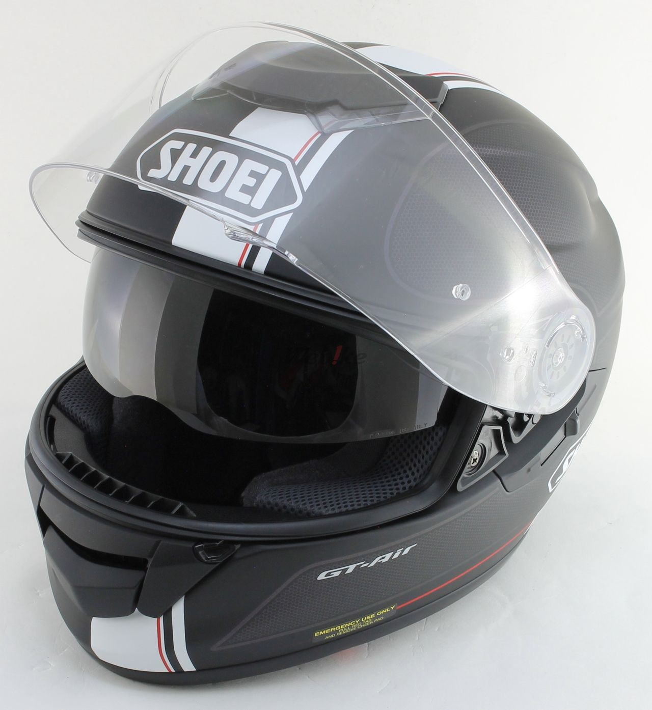 shoei gt air wanderer helmet size xl 61cm. Black Bedroom Furniture Sets. Home Design Ideas