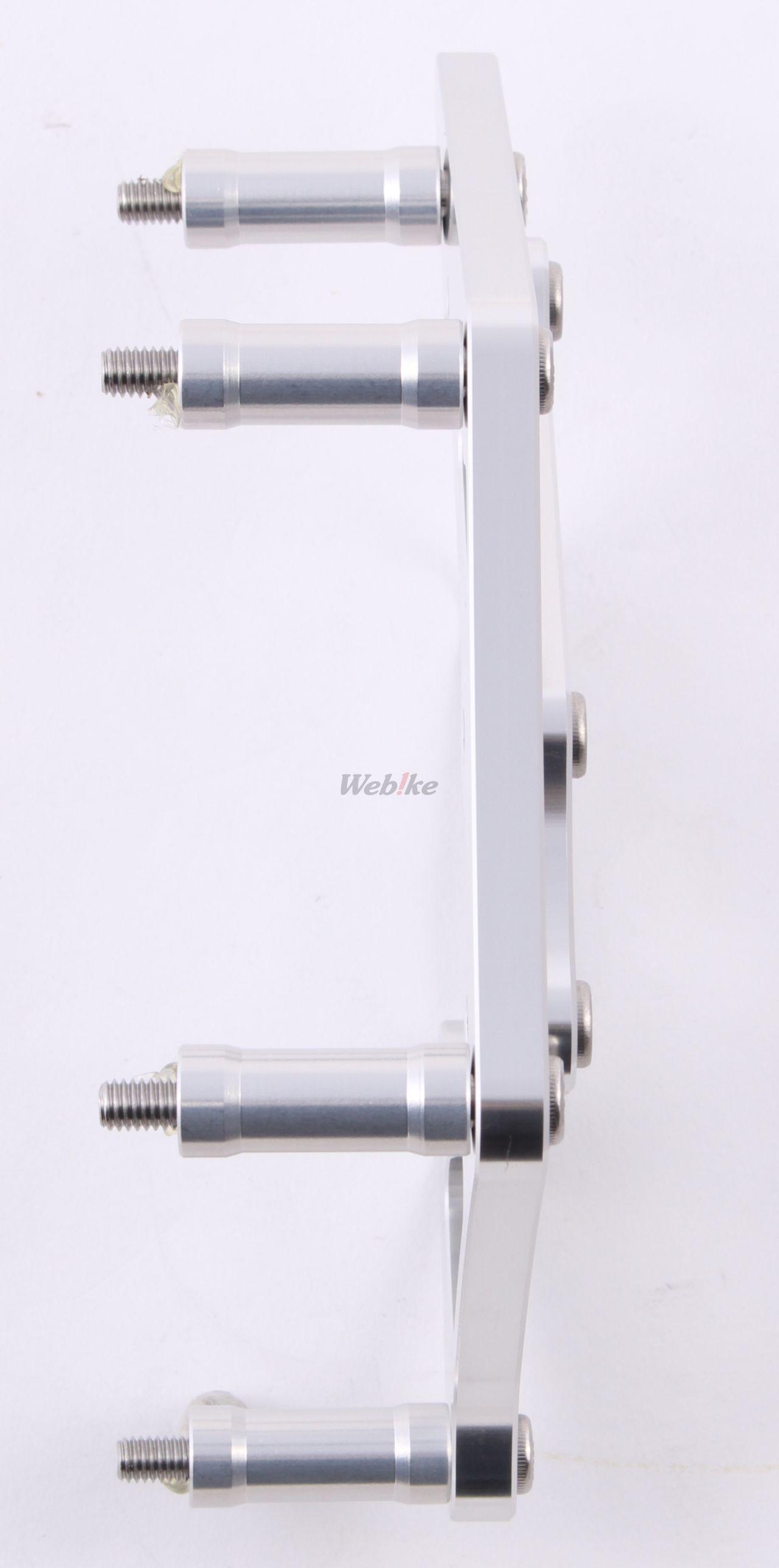【POSH】前齒盤護蓋 - 「Webike-摩托百貨」