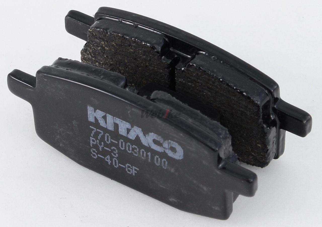 【KITACO】煞車皮(碟式煞車) - 「Webike-摩托百貨」
