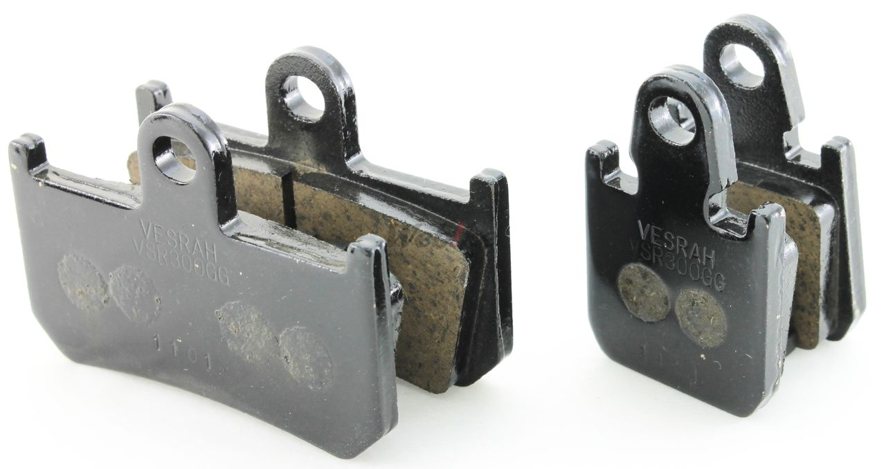【Vesrah】半金屬 煞車來令片 - 「Webike-摩托百貨」