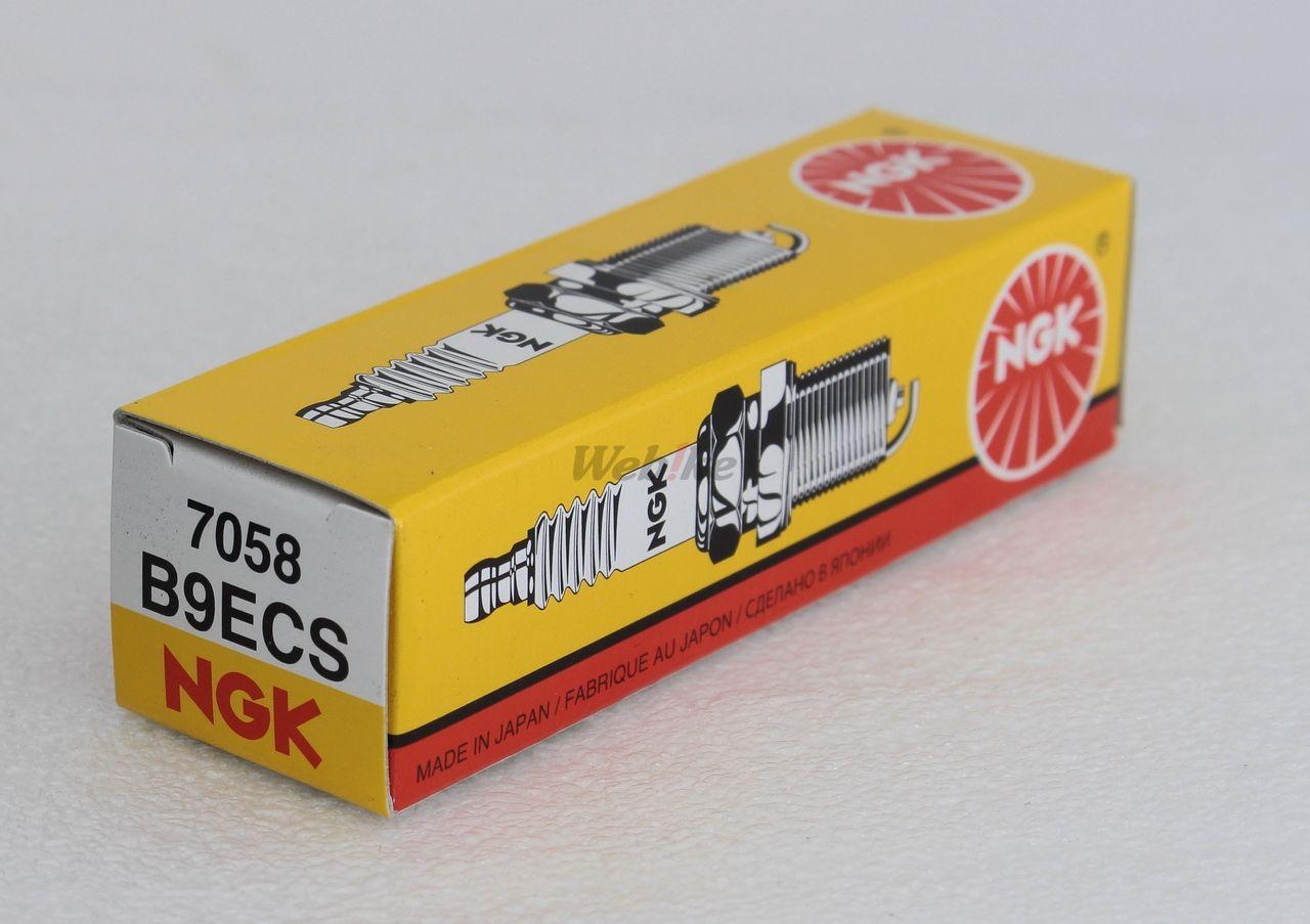 【NGK】標準型 火星塞 B9ECS - 「Webike-摩托百貨」