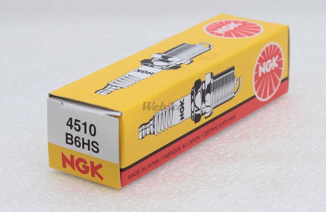 【NGK】標準型 火星塞 B6HS - 「Webike-摩托百貨」