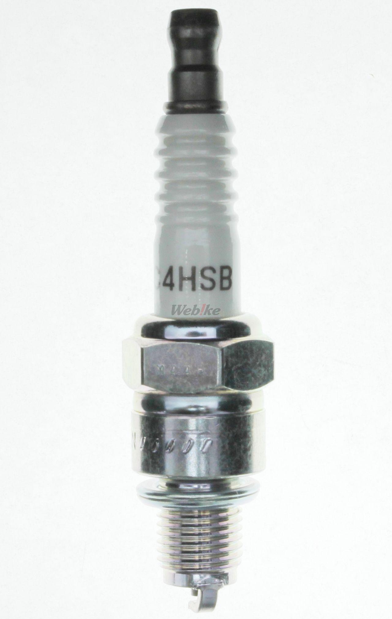 【NGK】標準型 火星塞 C4HSB - 「Webike-摩托百貨」