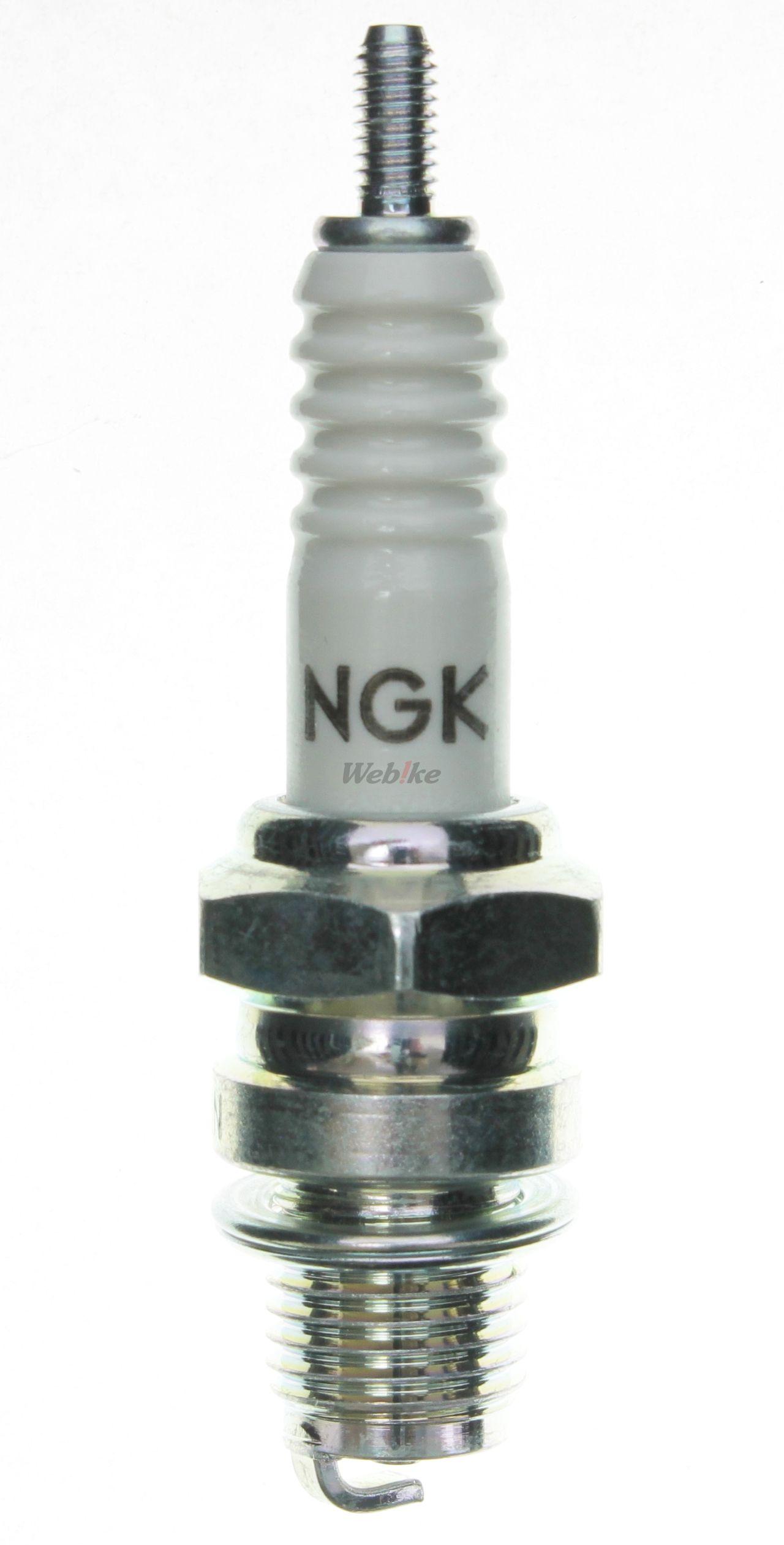 【NGK】標準型 火星塞 D8HS - 「Webike-摩托百貨」