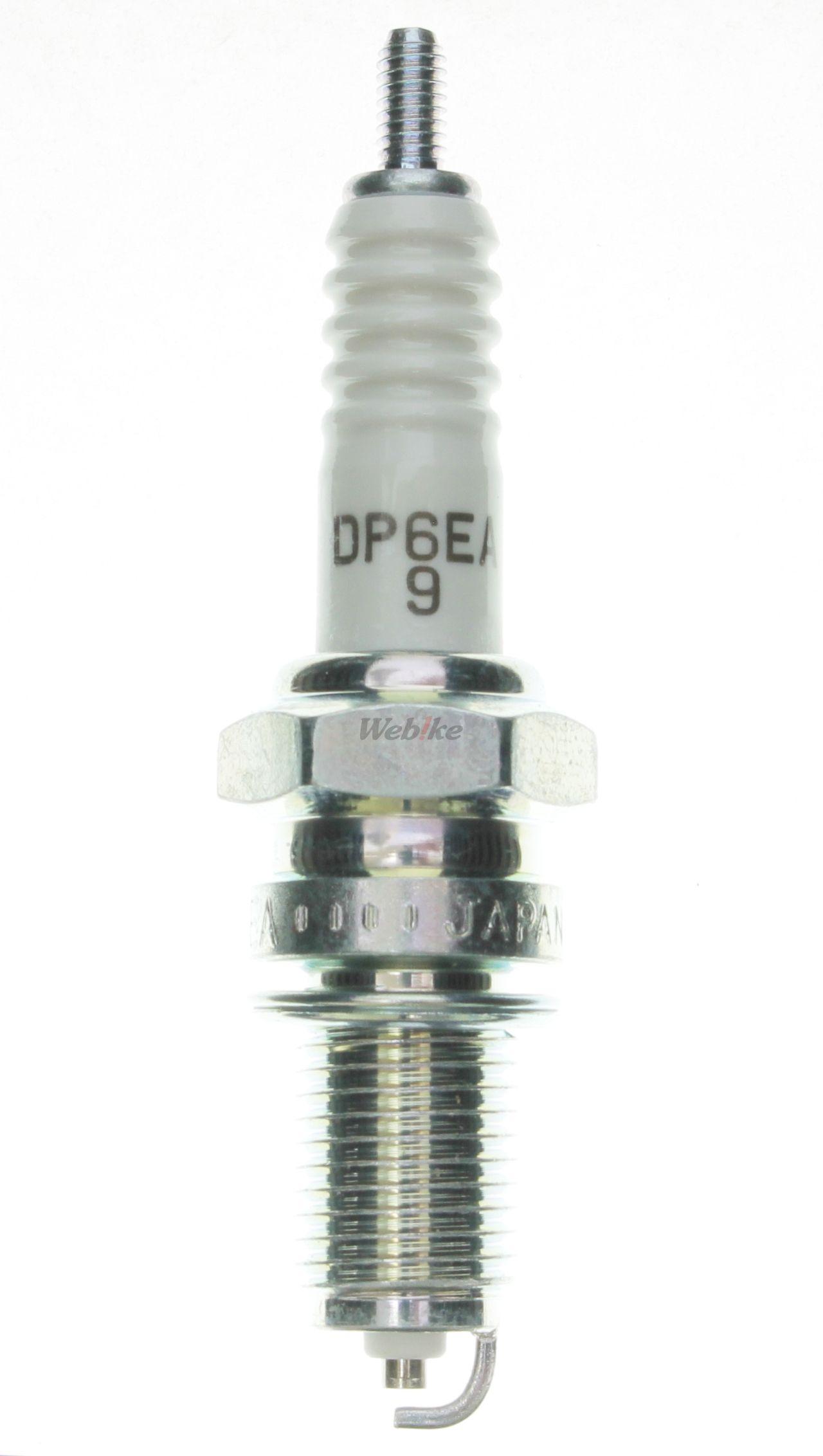 【NGK】標準型 火星塞 DP6EA-9 - 「Webike-摩托百貨」
