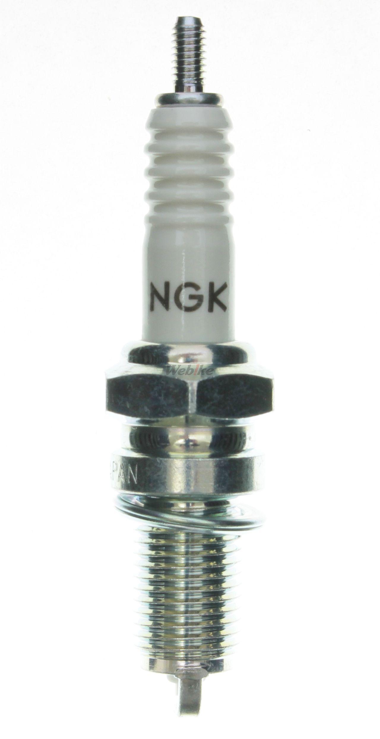 【NGK】標準型 火星塞 DP8EA-9 - 「Webike-摩托百貨」