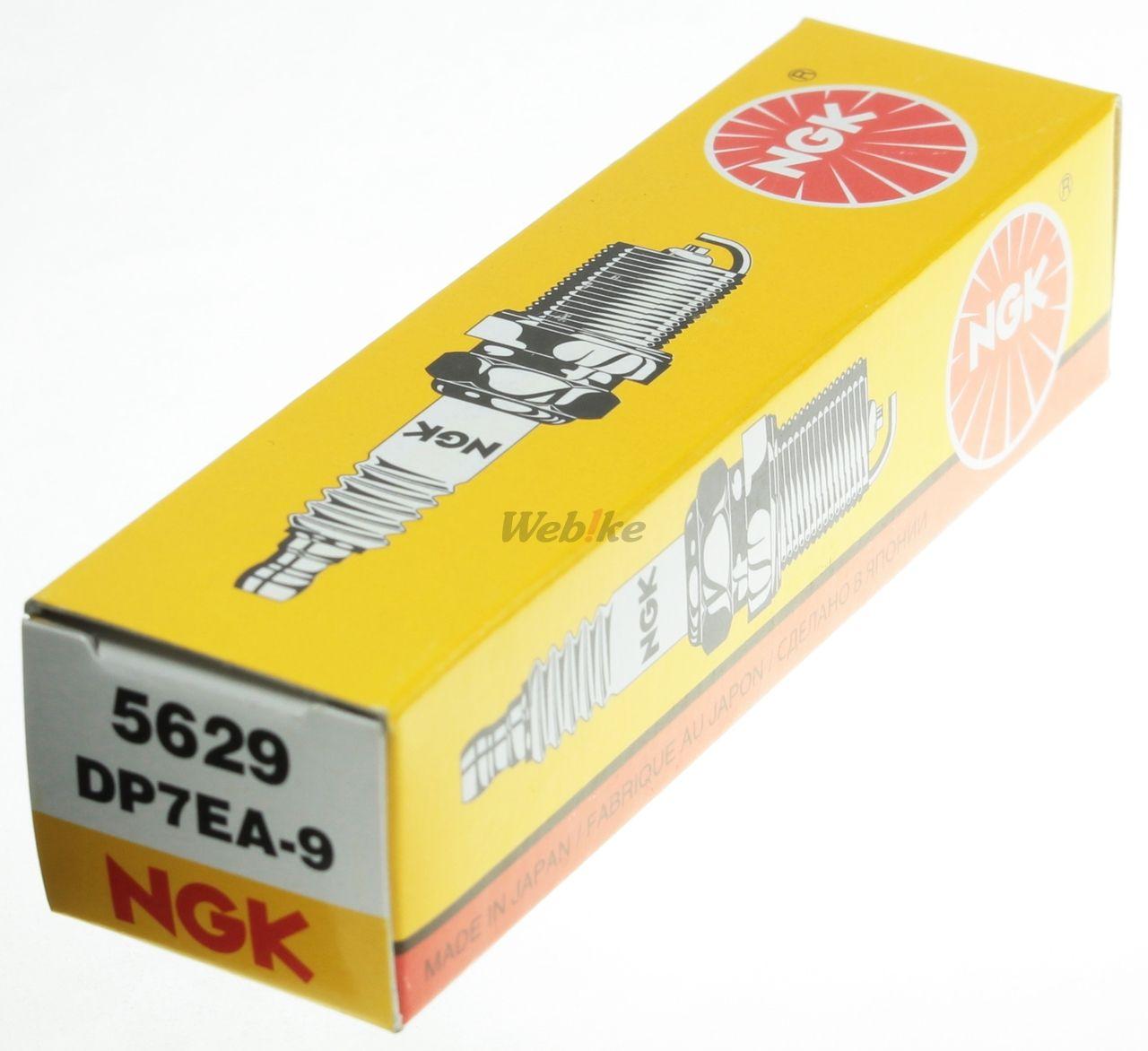 【NGK】標準型 火星塞 DP7EA-9 - 「Webike-摩托百貨」