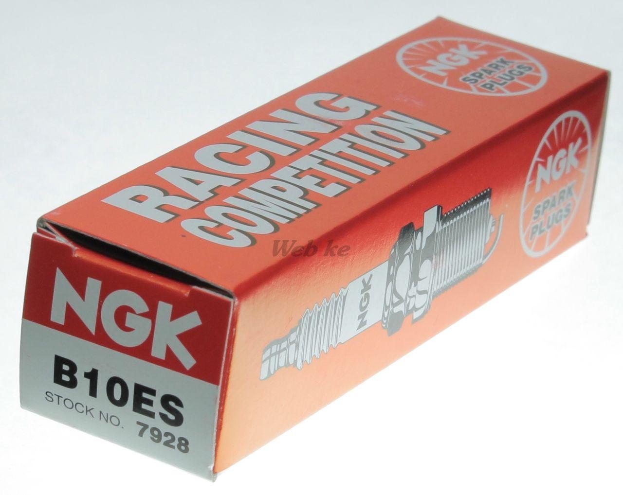 【NGK】標準型 火星塞 B10ES - 「Webike-摩托百貨」