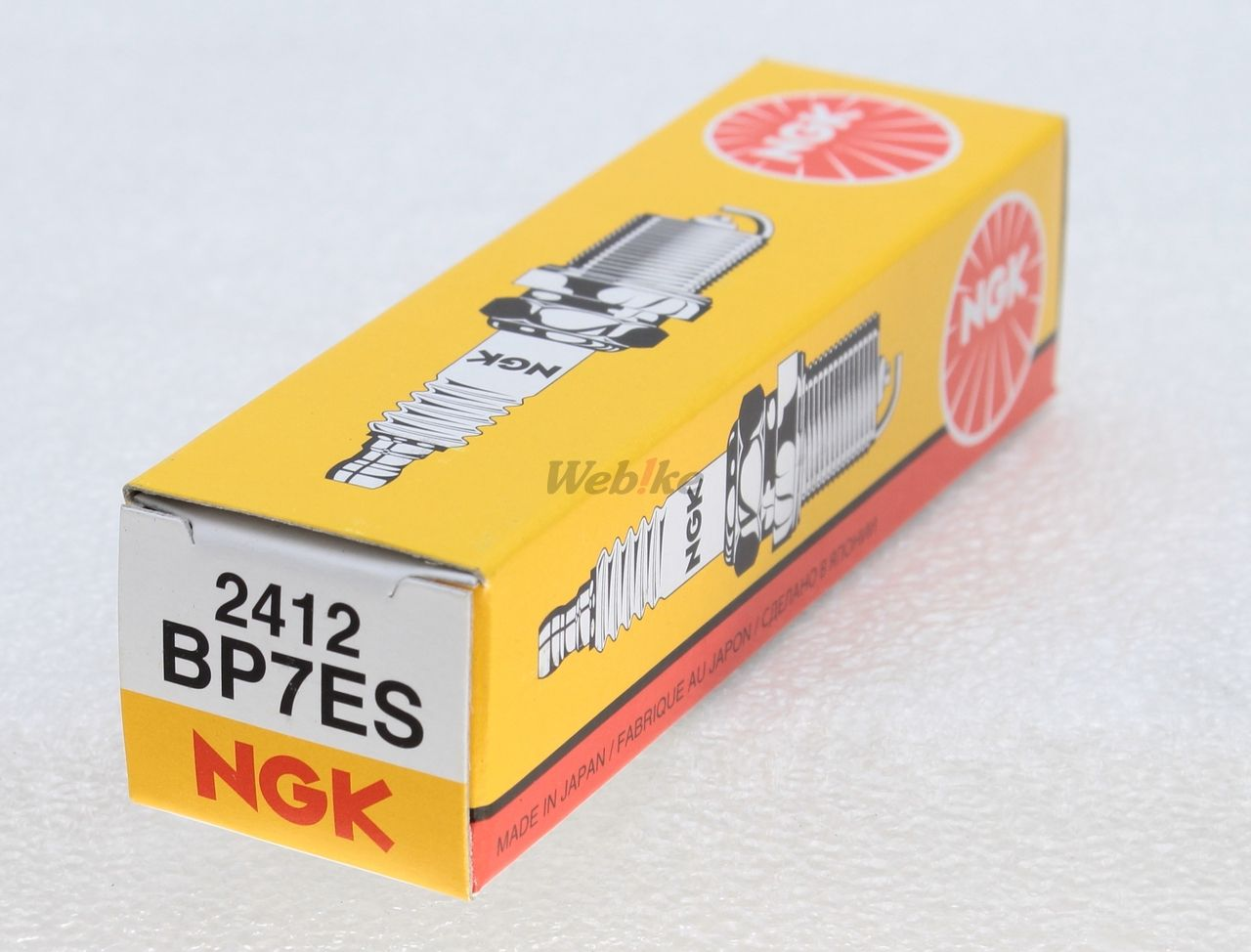 【NGK】標準型 火星塞 BP7ES - 「Webike-摩托百貨」