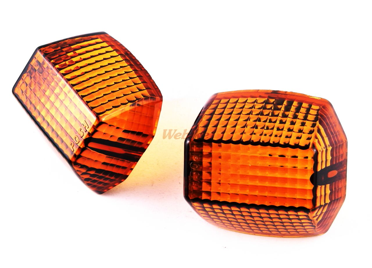 【POSH】棕色燈殼 - 「Webike-摩托百貨」