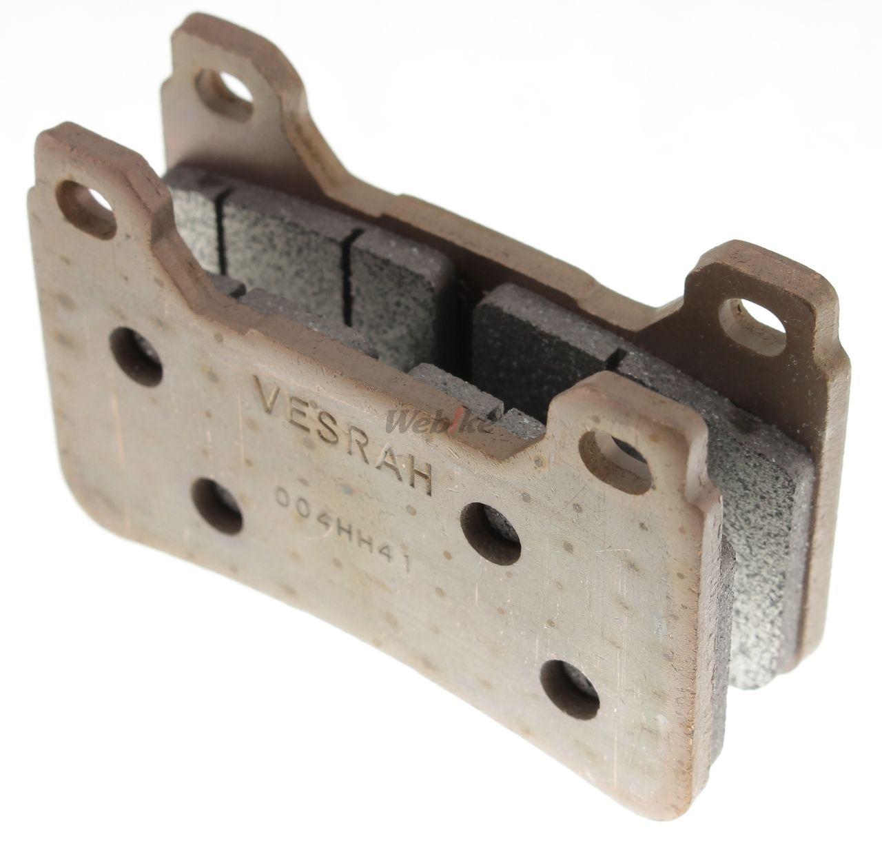【Vesrah】金屬燒結 煞車來令片 - 「Webike-摩托百貨」