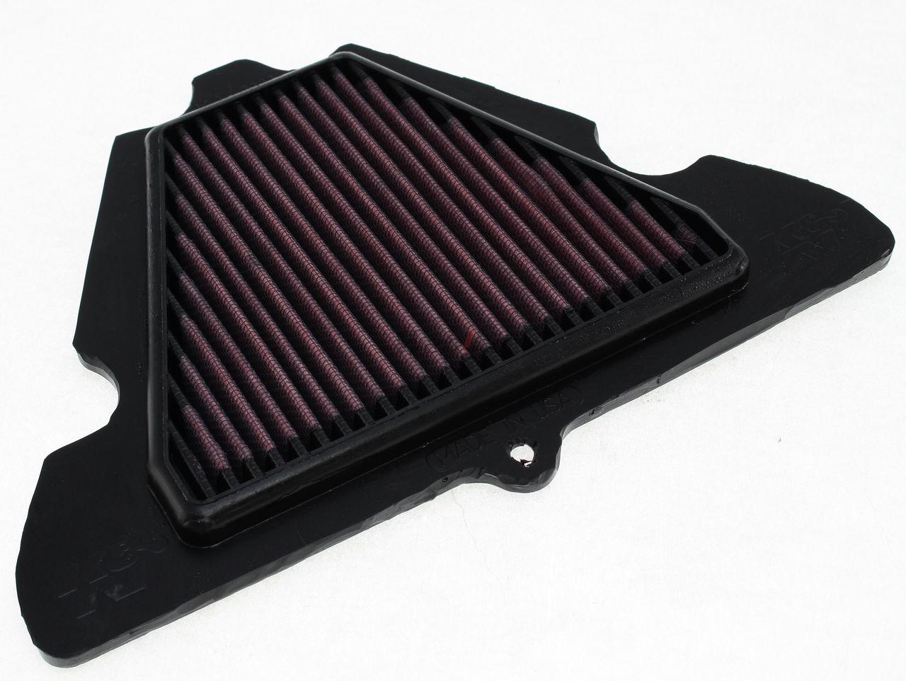 【K&N】K&N可更換型空氣濾芯 - 「Webike-摩托百貨」