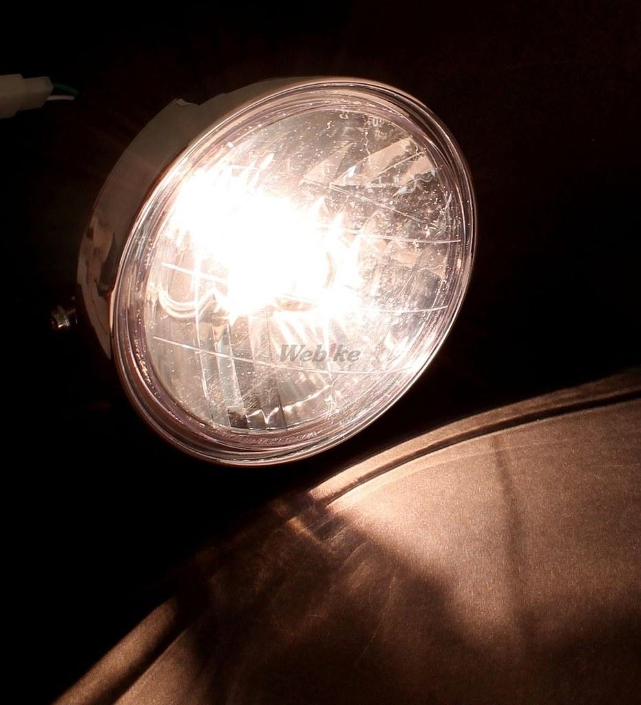 【SP武川】Type 5多反射鏡面頭燈套件 - 「Webike-摩托百貨」