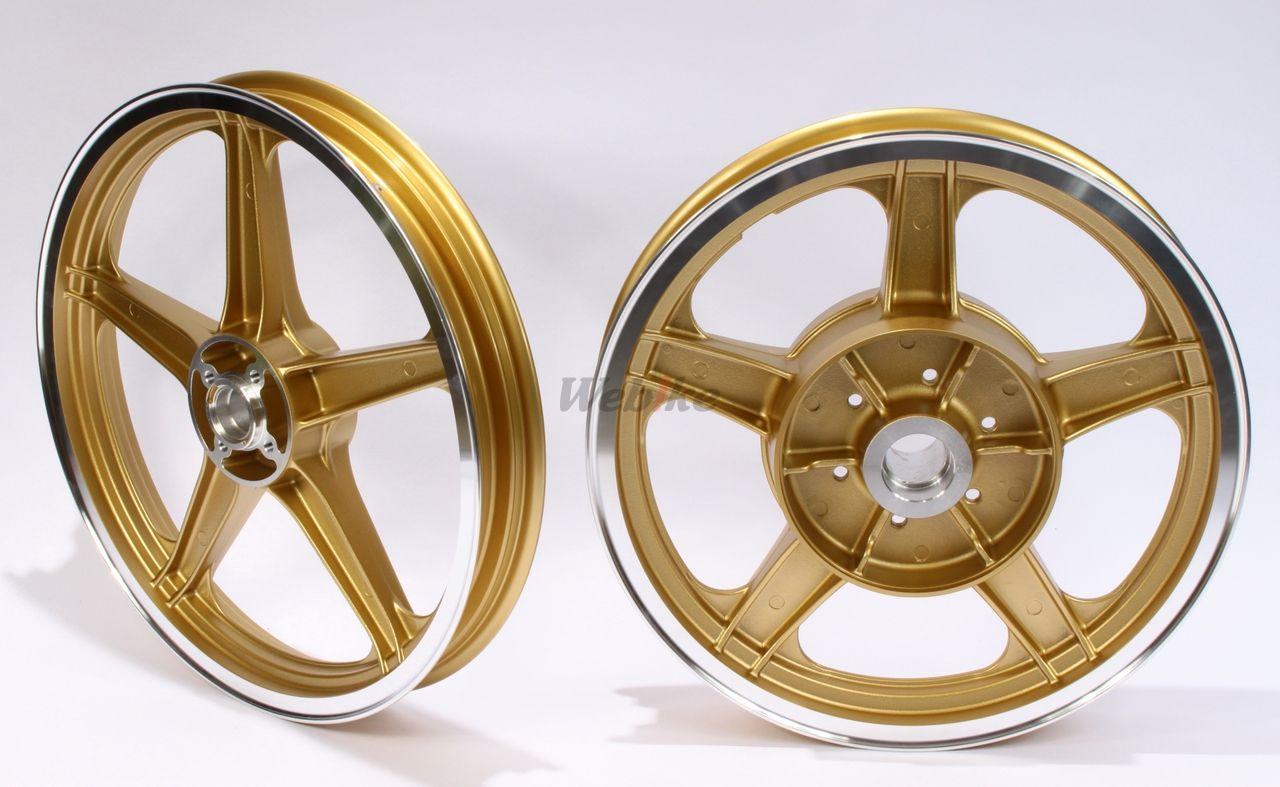 【DOREMI COLLECTION】HAYASHI鑄造輪框 - 「Webike-摩托百貨」