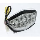 【IMPACT】LED Custom 尾燈 附方向燈功能 (透明燈殼)