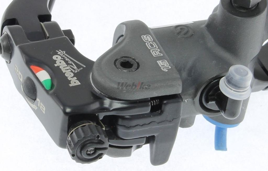 【brembo】15RCS 煞車主缸 短拉桿 - 「Webike-摩托百貨」