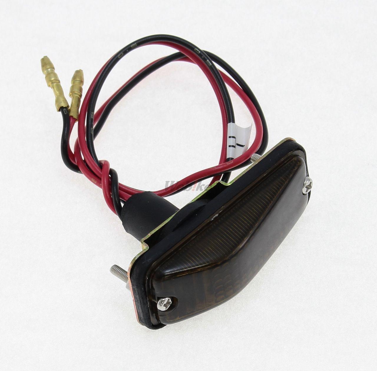 【KIJIMA】整流罩型式方向燈(2個組) - 「Webike-摩托百貨」