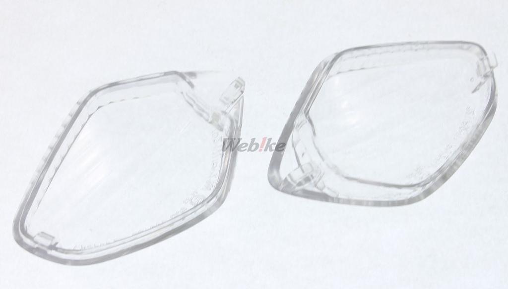 【KIJIMA】透明方向燈殼組 - 「Webike-摩托百貨」